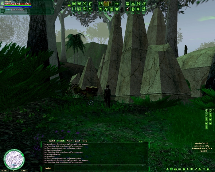 YAVIN4 - Light Jedi Enclave