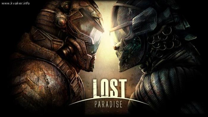 Lost Paradise - русский Fallout Tactics
