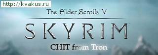 Skyrim - чит коды